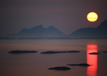 Norway's Midnight Sun