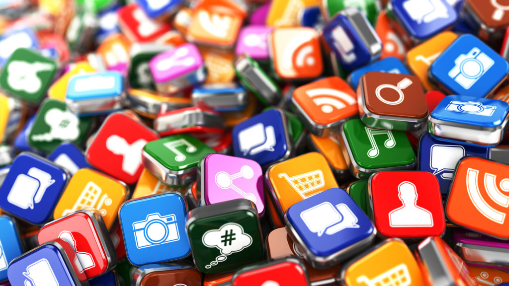 Easy availability of apps on smart devices is making travelling more convenient