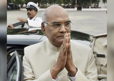 BJP's Ram set to enter Raisina