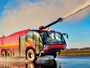 50 Rosenbauer Panther ACFTs have been inducted by AAI