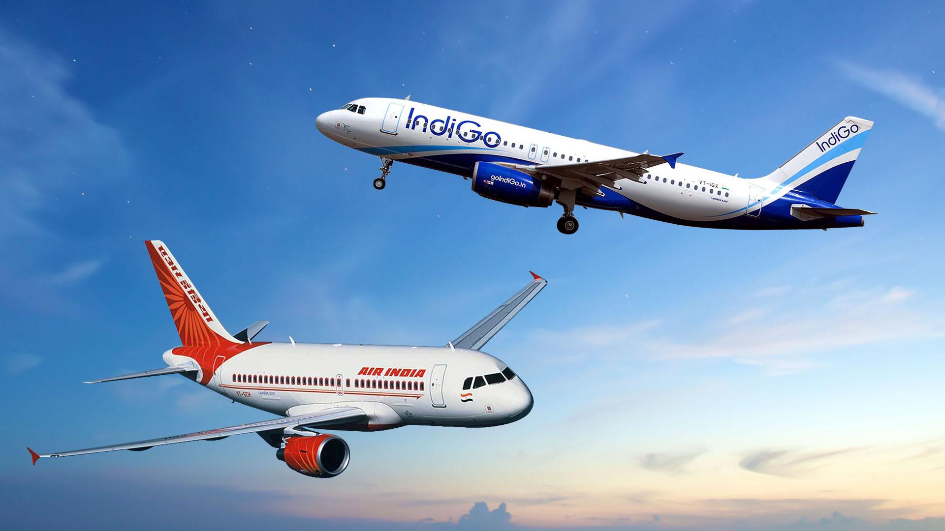 Indigo Air Travel India