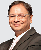 Ajay Singh, Managing Director & CEO, SpiceJet