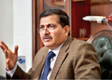 Ashwani Lohani, Chairman & Managing Director, Air India
