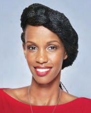Belise Kariza, Chief Tourism Officer, Rwanda Development Board