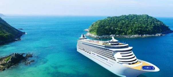 Cruise tourism is picking up pace in India