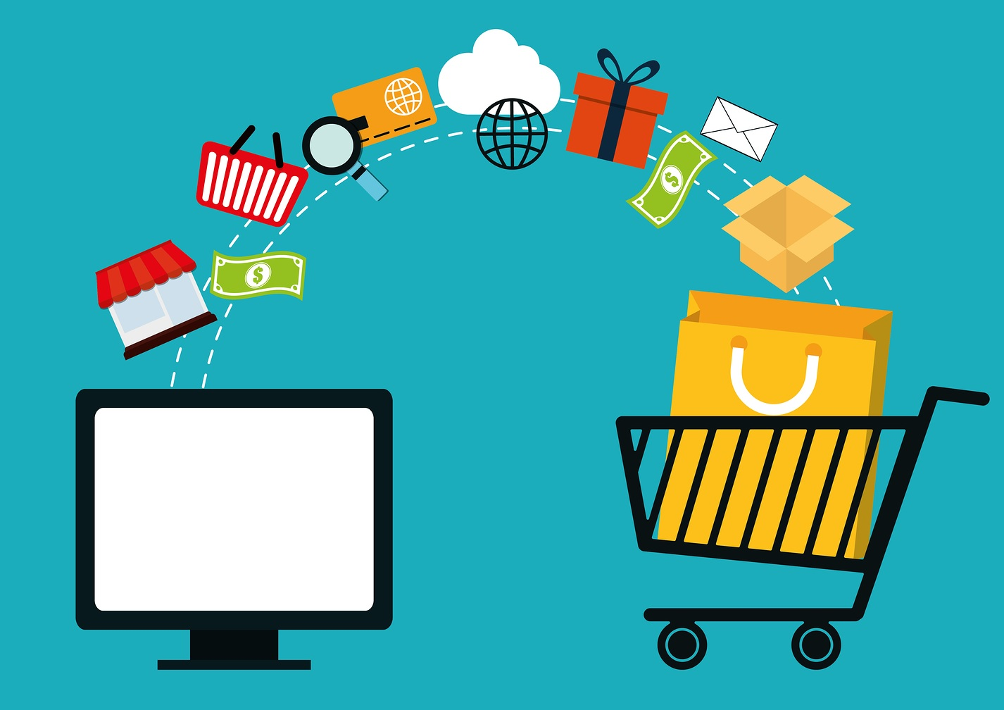 Is e-commerce coming to an end? New e-commerce How to achieve?