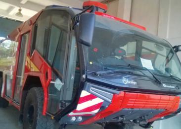 Fire Services Expands its Fleet