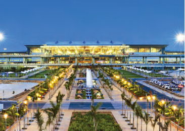 GMR Hyderabad International Airport