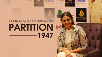Huma Qureshi's International debut PARTITION: 1947
