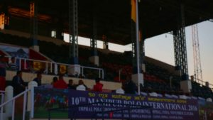 The Polo Stadium in Imphal is one of the oldest in the world
