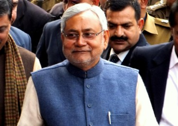 A political somersault in the state of Bihar