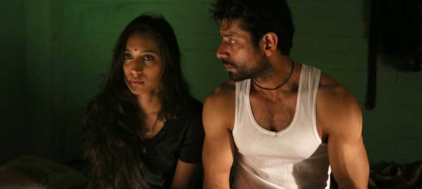 A still from Anurag Kashyap's The Brawler
