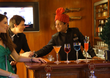Deccan Odyssey, India's premium luxury train