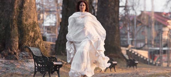 A scene from Fitoor, which showcased some landscapes from Kashmir