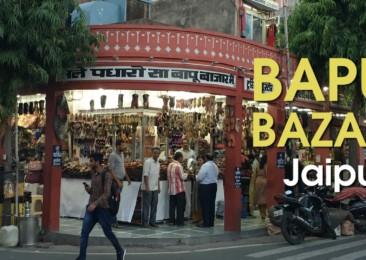 Baapu Bazar in Jaipur