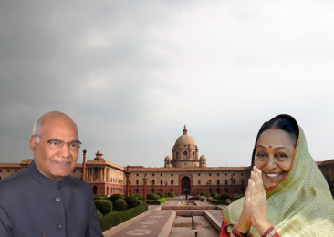 Who will be the next President of India?