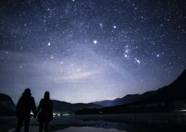 Stargazing in Las Vegas