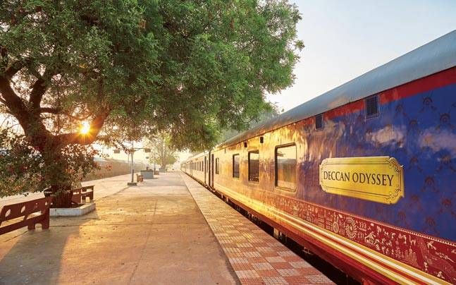 The Deccan Odyssey is equipped with 21 superlative, luxury coaches.