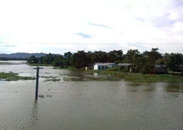 Floods in north-eastern India worsen