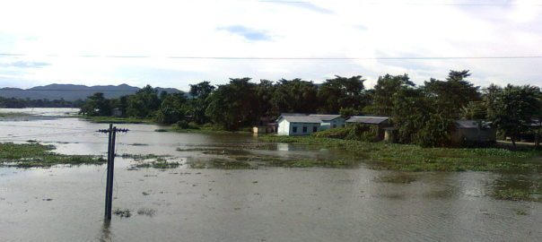 Assam and other places in northeastern India see recurring floods