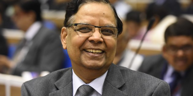 Prime Minister Narendra Modi had personally picked Dr Arvind Panagariya as the first vice-chairman of the NITI Aayog