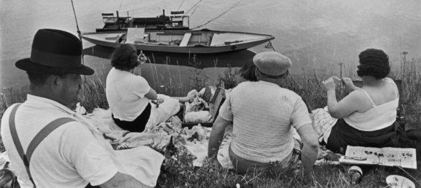 Henri Cartier-Bresson. Juvisy, France. 1938.