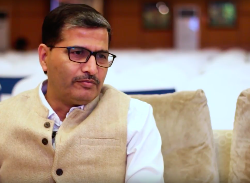 Ashwani Lohani has a challenging time ahead of him
