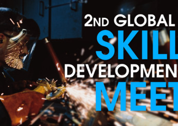 Second Global Skill Development Meet in Paris