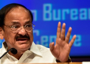 V for Vice-President, V for Venkaiah