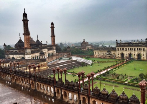 Five things to do in Lucknow