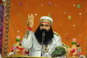 Gurmeet Ram Rahim Singh also became a movie star with the film The Messenger of God, also known as MSG, in 2015