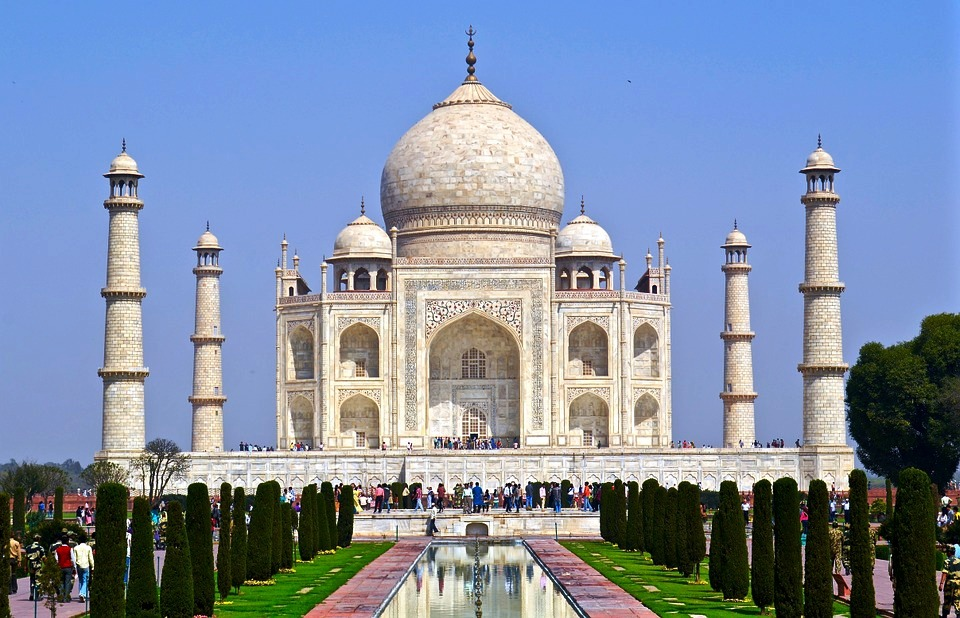 The Taj A Symbol Of Love Or An Abode Of Divinity Media India Group