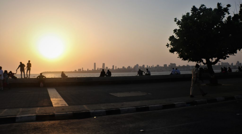 Walking through South Mumbai is truly a wonderful experience in history and architecture, while staying close to the seaside