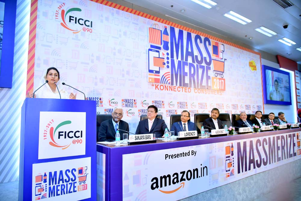 'Massmerize 2017' on the theme 'Konnected Consumers' raised regulatory concerns and discussed upcoming market trends