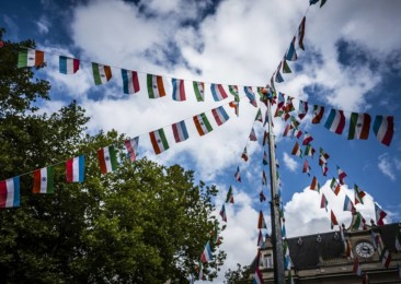 India Day festivity in Luxembourg