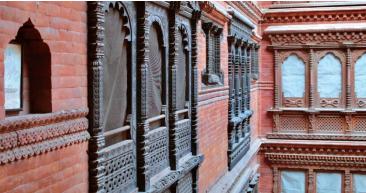 Kantipur Temple House, Kathmandu, Nepal