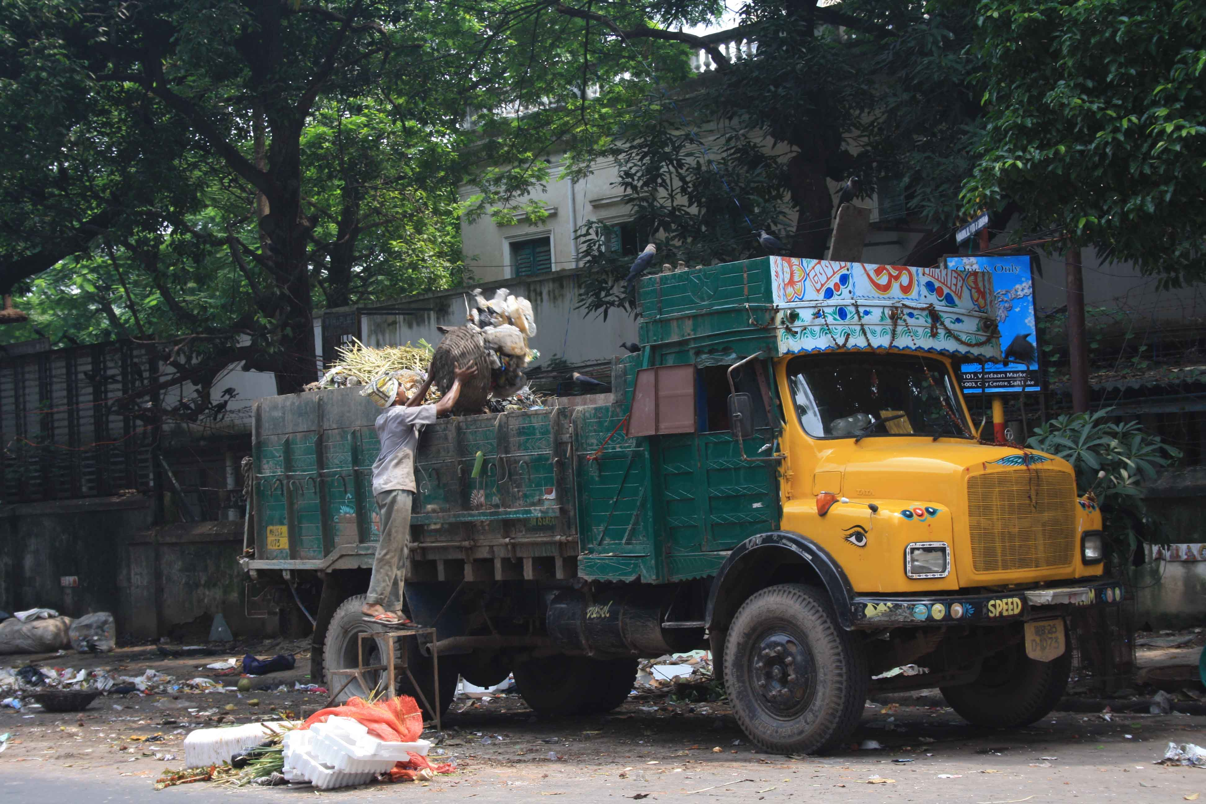 India Suffocates Beneath Its Own Waste Media India Group