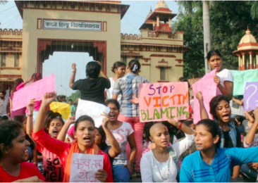 Campuses across India clashing for rights