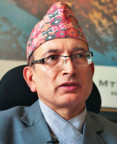 Shankar Prasad Adhikari, Secretary - Ministry of Tourism, Culture & Civil Aviation, Government of Nepal