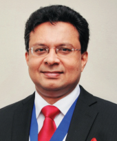 Sutheash Balasubramaniam, Managing Director, Sri Lanka Tourism Promotion Board
