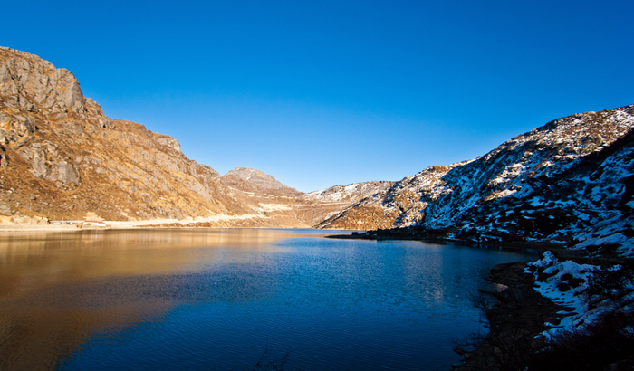 More commonly known as Changu Lake, this naturally occurring wonder of Sikkim is a crowd-puller
