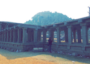 Unknown stories from Hampi