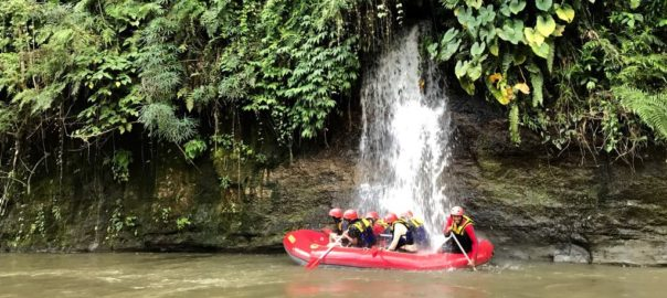 Rafting is one of the most popular adventure tourism sports