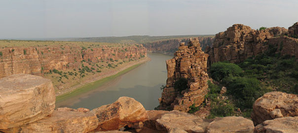 Gandikota's natural beauty in its gorge has led it to the nickname of India's 'Grand Canyon'