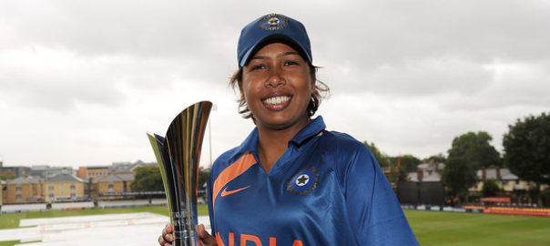 Currently, the highest ODI wicket-taker in the world displacing Aussie pacer, Cathryn Fitzpatrick, Jhulan Goswami is also the fastest bowler