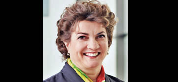 Katharina C. Hamma, Chief Operating Officer, Koelnmesse GmbH
