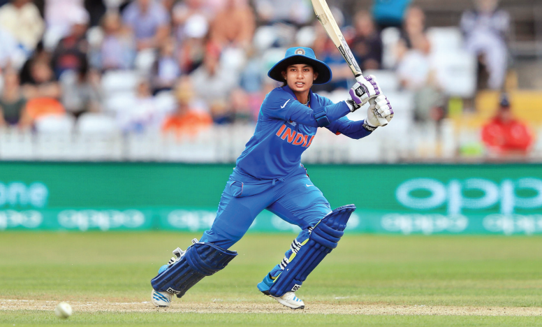 Mithali Raj, captain of the national women's cricket team