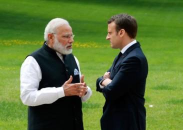 India-France enhance maritime cooperation