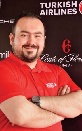 Ozer Guler, General Manager, North & East India, Turkish Airlines