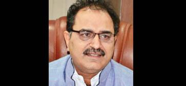 Sanjeev Kumar Chadha, Managing Director, National Agricultural Cooperative Marketing Federation of India Ltd (NAFED)